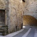 Rue pittoresque de Saint-Côme-d'Olt